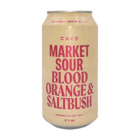 Colonial Market Sour Blood Orange and Saltbush 4.5