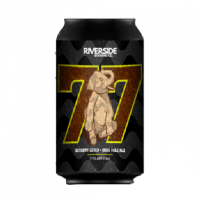 Riverside India Pale Ale 77 Cans