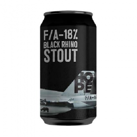 Hope-black Rhino Fa 18% Stout