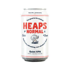 Heaps Normal-quiet Xpa