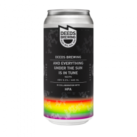 Quiet Deeds-everything Under Sun Neipa
