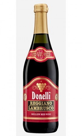 Donelli-red Lambrusco