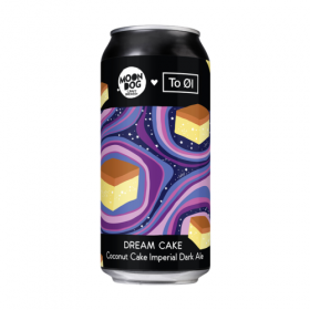 Moon Dog To Collab Dream Cake Stout
