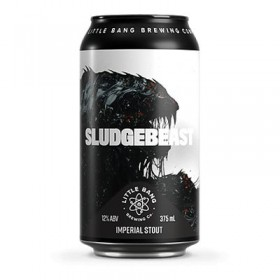 Little Bang Sludgebeast Imperial Stout 12%
