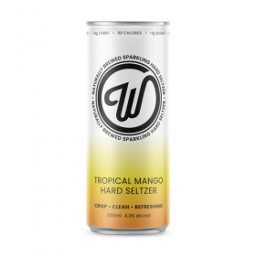 W Seltzer Mango