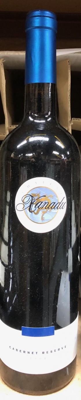Xanadu - Reserve Cabernet 1994