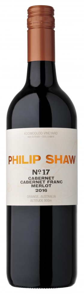 Philip Shaw - No.17 Red