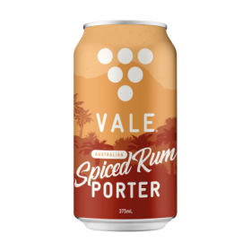 Vale Ale Spiced Rum Porter