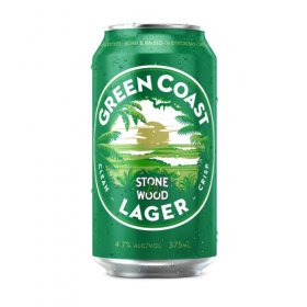 Stone and Wood Greencoast Lager Can