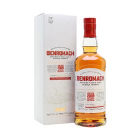 Benromach Cask Strength 2009 57.2%