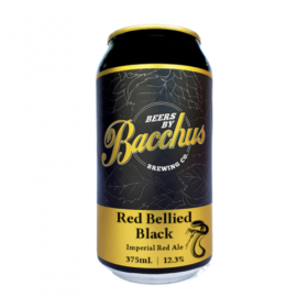 Bacchus Red Bellied Black