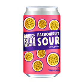 Bridge Road Passionfruit and Guava Sour