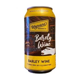 Wayward Barley Wine