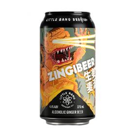 Little Bang Zingibeer Alcoholic Ginger Beer