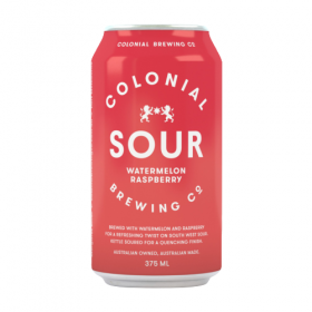 Colonial Watermelon And Raspberry Sour