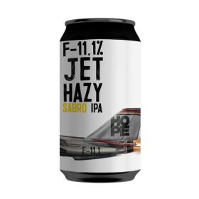 Hope Jet F-11.1% Hazy Sabro Ipa