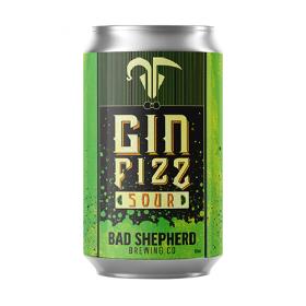Bad Shepherd Gin Fizz Sour