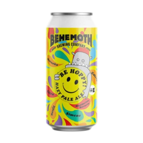 Behemoth Chur Be Hoppy No.1 Nepa